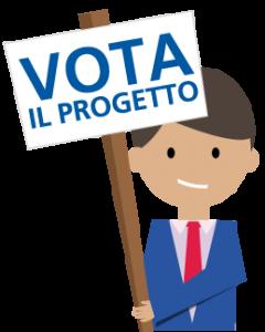 vota progetto