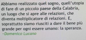 FRASE DI MIMMO LUCANO