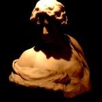Francesco Jerace Donna spagnola, busto in marmo (2)
